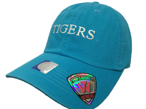 LSU Tigers TOW WOMEN Lagoon Blue Seaside Adjustable Strap Slouch Hat Cap
