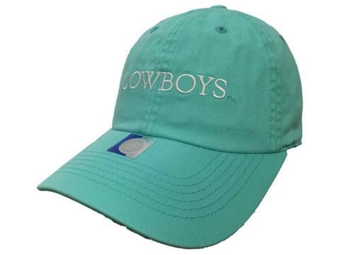 Oklahoma State Cowboys TOW WOMEN Mint Green Seaside Adjustable Slouch Hat Cap