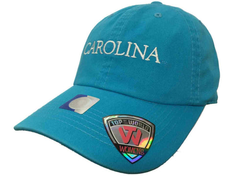 South Carolina Gamecocks TOW WOMEN Lagoon Blue Seaside Adjustable Slouch Hat Cap