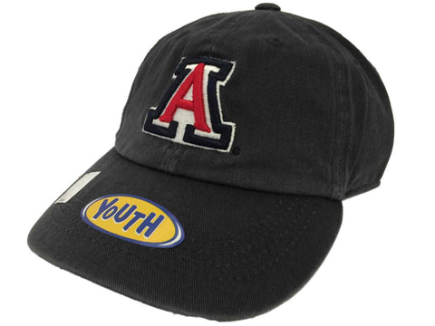 Arizona Wildcats TOW Youth Rookie Navy Crew Adjustable Slouch Hat Cap