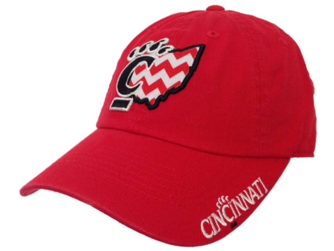 Cincinnati Bearcats TOW WOMEN Red Chevron Crew State Adjustable Slouch Hat Cap