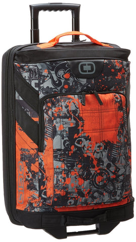 Shop OGIO Tarmac 20 Rock & Roll Expandable Travel Luggage Bag with Wheels - Sporting Up