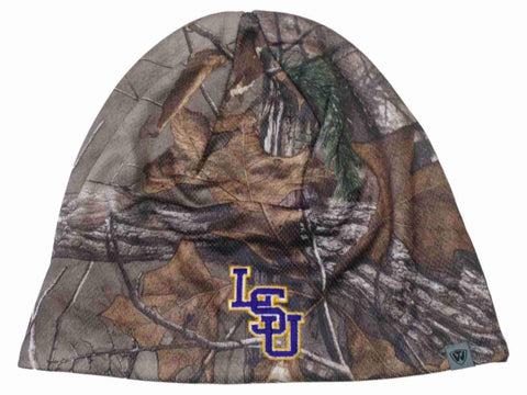 LSU Tigers TOW Realtree Max-5 Camouflage Forage Skull Winter Hat Cap Beanie