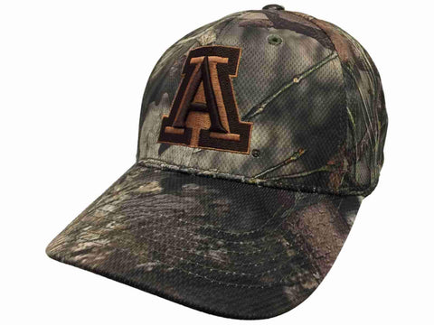 Shop Arizona Wildcats TOW Mossy Oak Country Camouflage Memory Flexfit Hunter Hat Cap