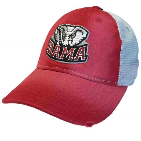 Alabama Crimson Tide Nike YOUTH Red Vintage Mesh Flexfit Slouch Hat Cap