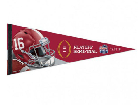 Alabama Crimson Tide 2016 College Football Playoff Semifinal Felt Pennant