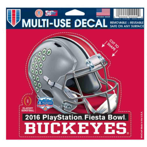 Ohio State Buckeyes 2016 College Football Playoff Semifinal Multi-Use Decal