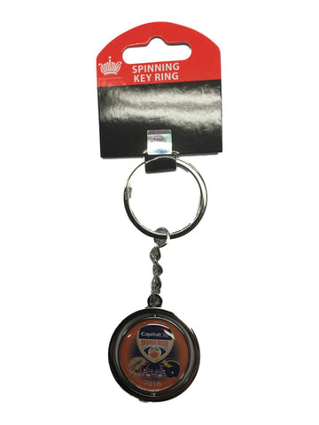 Florida State Seminoles Michigan Wolverines 2016 Orange Bowl Spinning Keychain