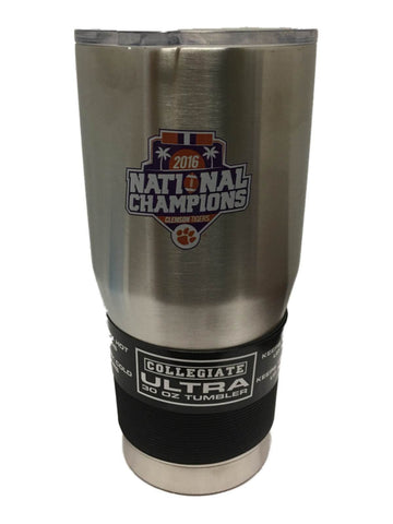 Clemson Tigers 2016 National Champions 30oz Stainless Steel Ultra Tumbler Mug