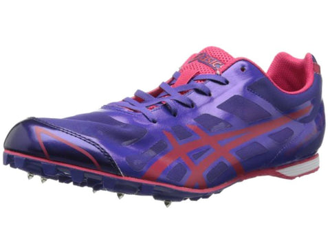Shop Asics Hyper-RocketGirl 6 Purple Pink Women's Track Sprinting Cleat Shoes (10.5)