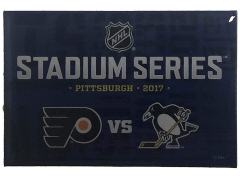 Pittsburgh Penguins Philadelphia Flyers 2017 Stadium Series Dueling Teams Magnet