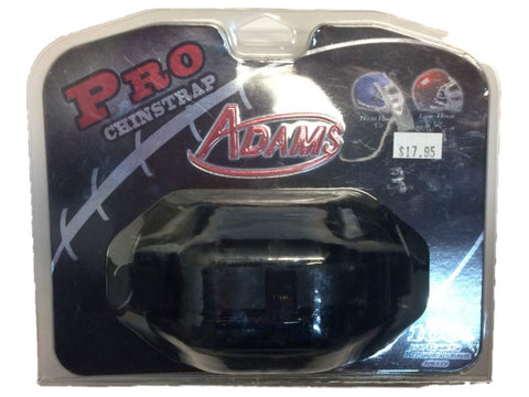 Shop Adams USA Pro 100 Black Adult High & Low Hook Up Football Chin Strap