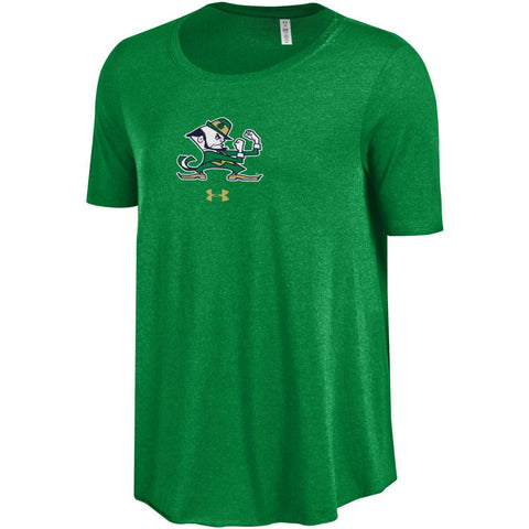 Notre Dame Fighting Irish Under Armour WOMEN HeatGear Loose Soft T-Shirt