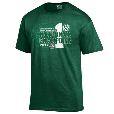 Northwest Missouri State Bearcats 2017 DII Basketball National Champions T-Shirt