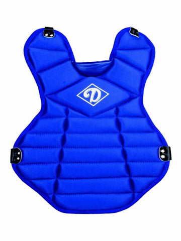 "Shop Diamond DCP-FP Intermediate Blue Catcher's Chest Protector (15.5"") - Sporting Up"