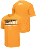 Tennessee Volunteers Colosseum Orange Lightweight Active Workout T-Shirt