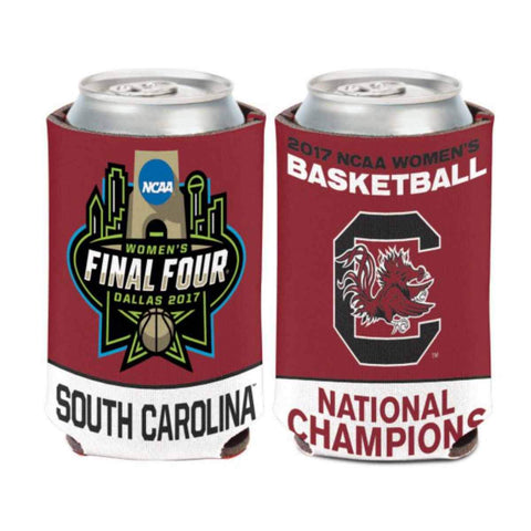 South Carolina Gamecocks 2017 NCAA Women's National Champions Can Cooler