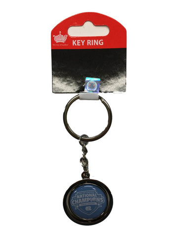Shop North Carolina Tar Heels 2017 NCAA Men's Basketball Champions Spinning Keychain