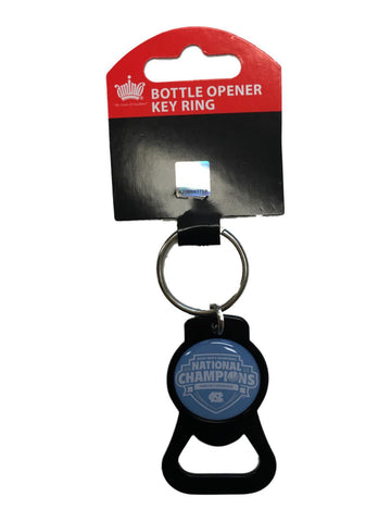 North Carolina Tar Heels 2017 NCAA Basketball Champions Bottle Opener Keychain