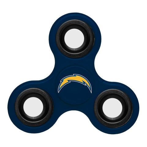 San Diego Chargers NFL Three Way Diztracto Fidget Hand Spinner **PREORDER