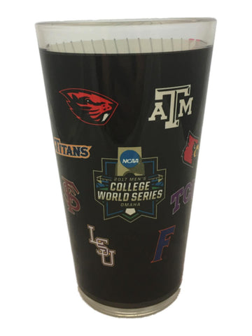 Shop 2017 NCAA Men's CWS College World Series 8 Team Sublimated Pint Glass (16oz) - Sporting Up