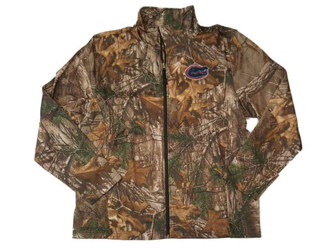Florida Gators Colosseum Realtree Xtra Performance Full Zip Collared Jacket (L)