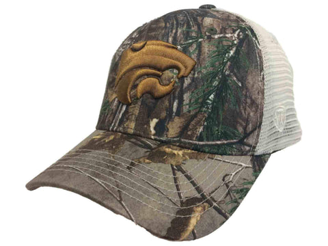 Shop Kansas State Wildcats TOW Realtree Camouflage Mesh Yonder Adjust Snap Hat Cap