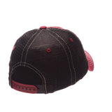 South Carolina Gamecocks Zephyr Garnet Route Style Mesh Back Slouch Adj. Hat Cap
