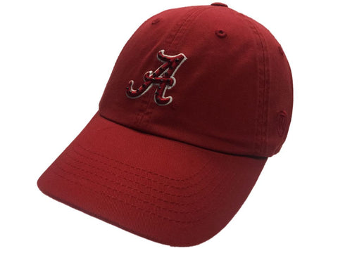 Shop Alabama Crimson Tide TOW Women's Red Radiant Jewel Logo Adj. Slouch Hat Cap - Sporting Up