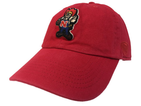 Nebraska Cornhuskers TOW Red Vintage Crew Adjustable Strapback Slouch Hat Cap - Sporting Up