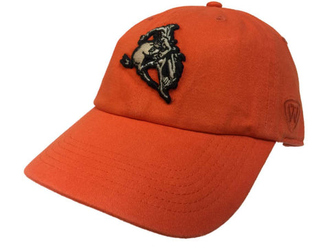 Oklahoma State Cowboys TOW Orange Vintage Crew Adj. Strapback Slouch Hat Cap - Sporting Up
