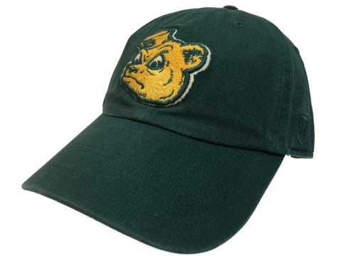 Baylor Bears TOW Dark Green Vintage Crew Adjustable Strapback Slouch Hat Cap
