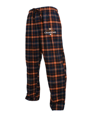 Houston Astros 2017 World Series Champions Concepts Sport Flannel Pajama Pants