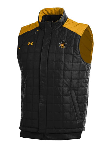 Appalachian State Mountaineers Under Armour Storm Loose Coldgear Full Zip Vest