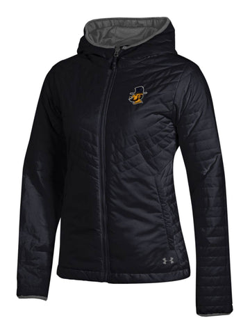 Appalachian State Mountaineers Under Armour WOMEN'S Black Storm Puffer Jacket