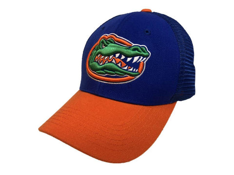 "Florida Gators TOW Blue & Orange ""Series"" Mesh Structured Adj. Strap Hat Cap"