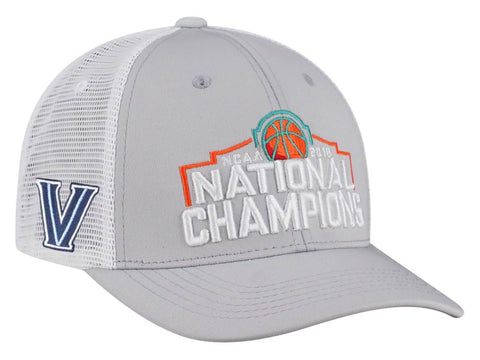 Villanova Wildcats TOW 2018 NCAA Basketball National Champs Structured Hat Cap - Sporting Up