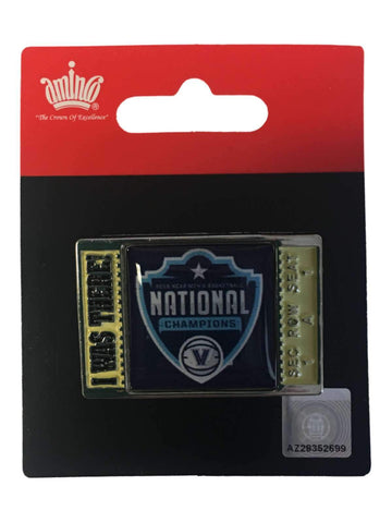 Villanova Wildcats 2018 NCAA Men's Basketball National Champions I WAS THERE Pin - Sporting Up