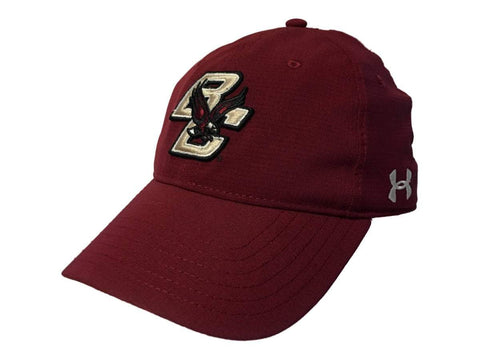 Boston College Eagles Under Armour Maroon Airvent Coolswitch Sideline Hat Cap