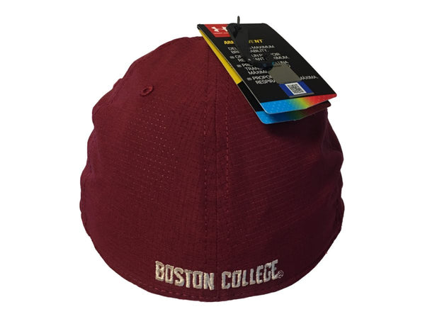 2779917021e Boston College Eagles Under Armour Maroon Airvent Coolswitch Sideline Hat  Cap