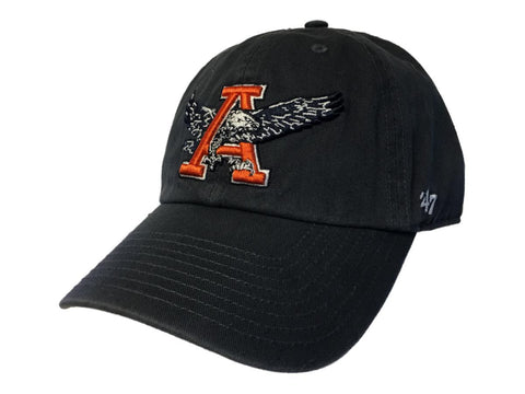 Auburn Tigers War Eagle 47 Brand Vintage Navy Clean Up Adj. Strap Slouch Hat Cap