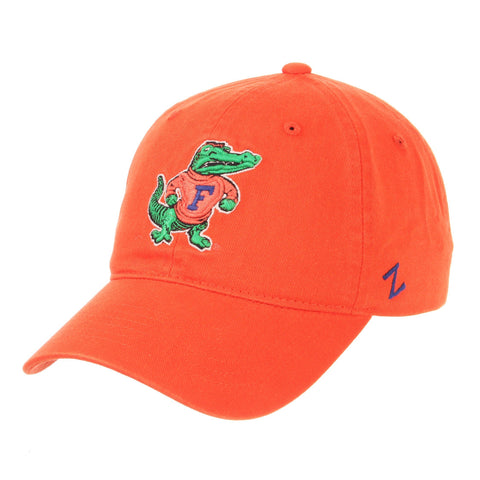 Florida Gators Zephyr Orange Crew 1955 Retro Relax Hat