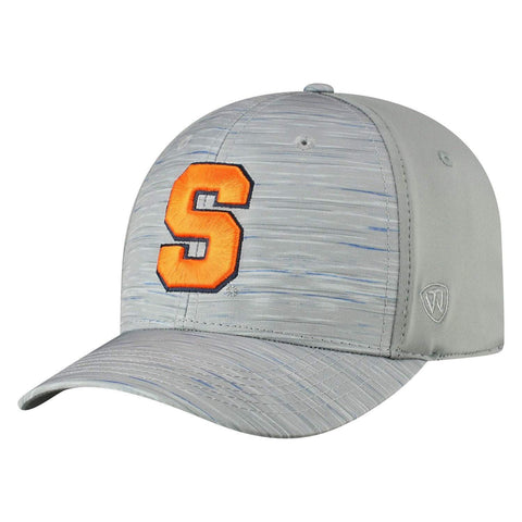 "Syracuse Orange TOW Gray ""Hyper"" Memory Fit Hat Cap"
