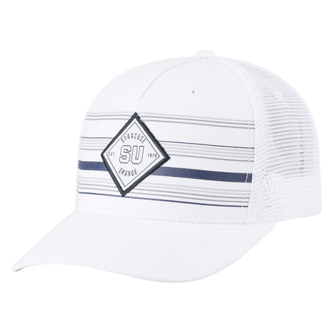 "Syracuse Orange TOW White ""36th Ave"" Mesh Adj. Snapback Hat Cap"