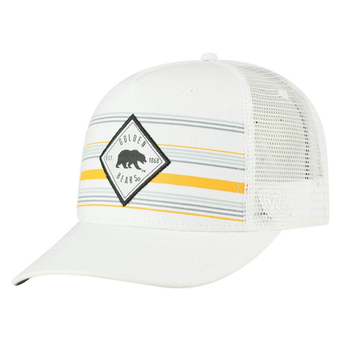 "Cal Bears TOW White ""36th Ave"" Mesh Adj. Snapback Hat Cap"