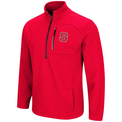 NC State Wolfpack Colosseum Townie 1/2 Zip Pullover Jacket