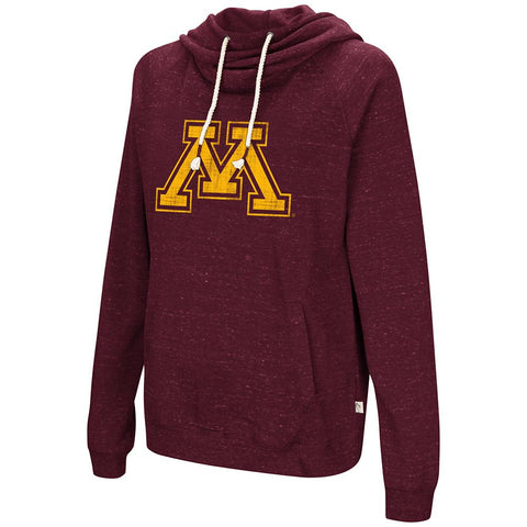 Minnesota Golden Gophers Colosseum WOMEN'S Ultra Soft Hoodie Sweatshirt