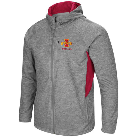 Iowa State Cyclones Colosseum All Them Teeth Full Zip Hoodie Jacket