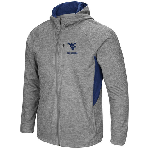 West Virginia Mountaineers Colosseum All Them Teeth Full Zip Hoodie Jacket
