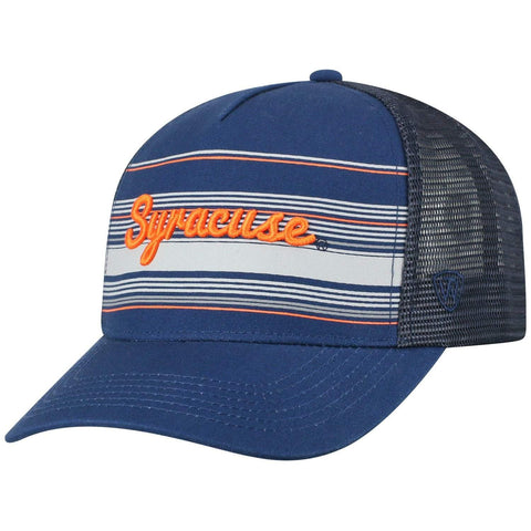 "Syracuse Orange TOW Navy ""2Iron"" Structured Mesh Adj. Hat Cap"
